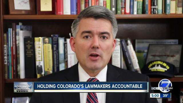 Bennet- Gardner vote for 3-week spending resolution to reopen government…
