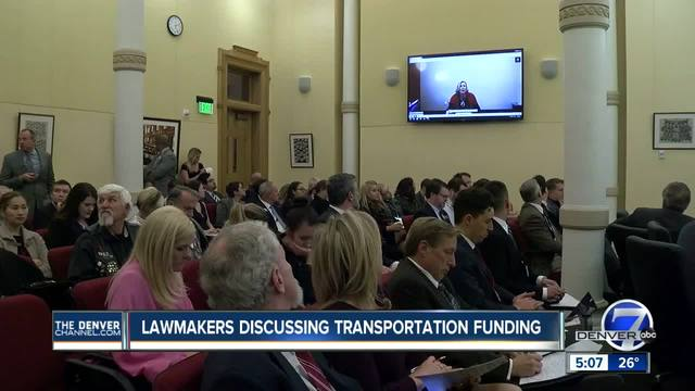Colorado Senate Republicans- big transportation bill gets first…