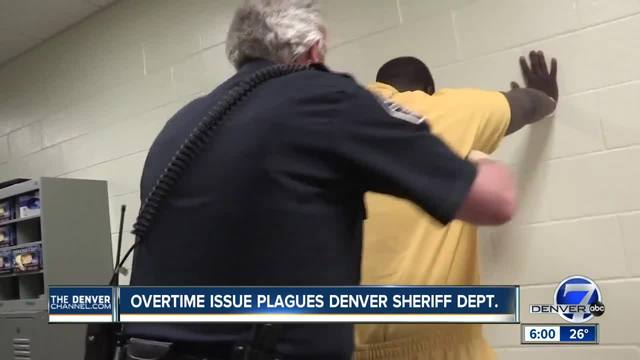 Excessive overtime costs are still an issue at Denver jails- costing…
