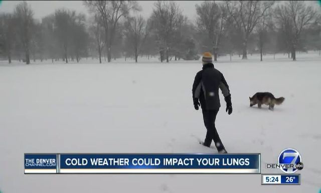 Cold and Your Lungs