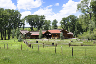 Colorado Dream Homes: $16M ranch near Steamboat