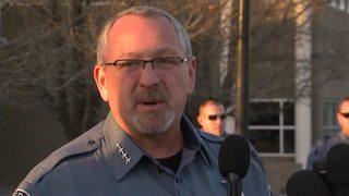 Sheriff won't name suspect; 2 still at large