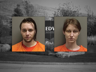 Couple arrested in Edwards home invasion death