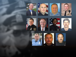 11 Colo. officers killed by gunfire since 2009
