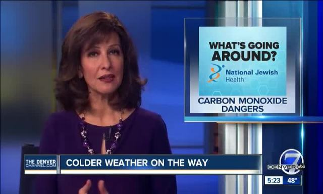 Cabon Monoxide Dangers
