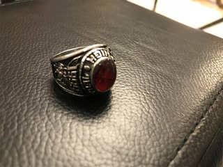 Denver man reunited with class ring after 17 yrs