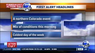First Alert Action Day for Colorado