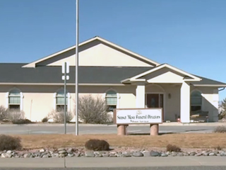 FBI agents, police search Montrose funeral home