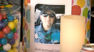 Local TGI Friday's shows support for Deputy Gumm