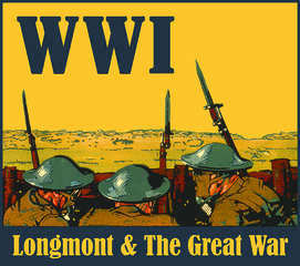 New WWI exhibit showcases Longmont's role