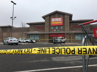 1 injured, suspect in custody in Sunday shooting