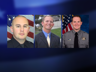 10 CO officers shot, 3 killed since Dec. 31