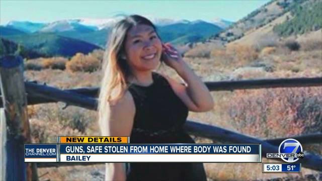 Guns, ammo taken from home where dead teen was found
