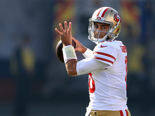 Jimmy Garoppolo deal has to please Kirk Cousins