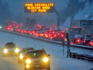 CDOT: Expect heavy traffic amid adverse weather