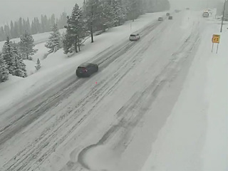 CDOT: Widespread snow, heavy traffic Saturday