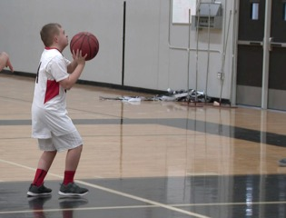 Colorado basketball player inspires others