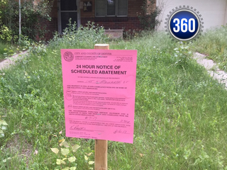 Eyesore homes ticketed repeatedly but not fixed