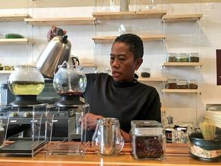 Five Points tea house is preserving area history