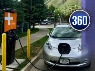 Governor wants more EV charging stations