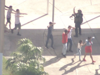 Columbine survivors react to Florida shooting