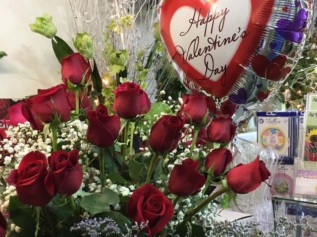 Valentine-s Day phone outage costs flower shop