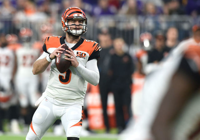 Bengals' McCarron reportedly will be UFA, Cardinals plan to watch his film