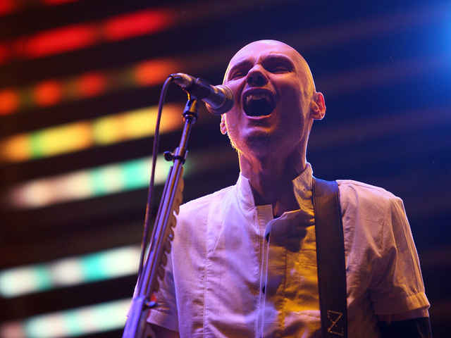 The Smashing Pumpkins announce reunion tour, San Diego concert