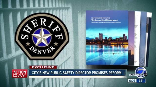 Exclusive- Denver-s new Public Safety Director Troy Riggs wants reform…