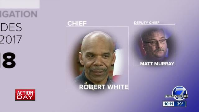 Decision in DPD chief- deputy chief investigations not expected until summer