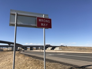 Changes coming to confusing I-70 off-ramp