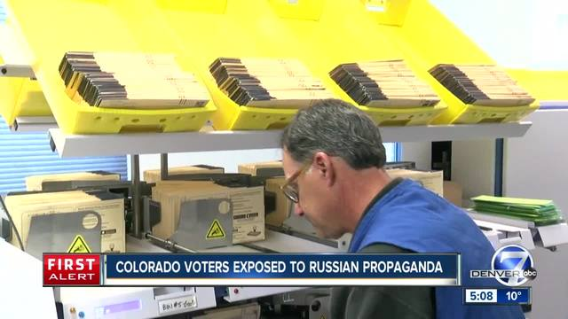 Analysis- Thousands of Colorado voters exposed to propaganda from…