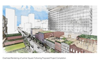 Committee to discuss Larimer Sq. plans