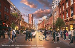 Larimer Square redevelopment proposed