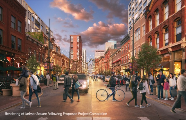 Proposed Larimer Square redevelopment would add affordable housing-…