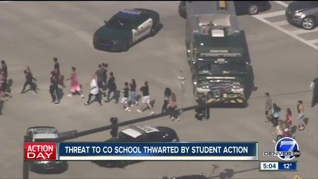 3 Colorado students arrested- accused of making school threats this week