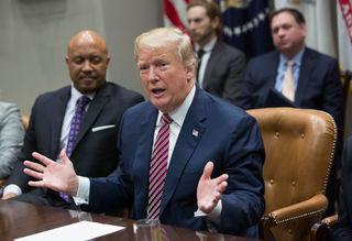 Trump mulls pulling feds from California