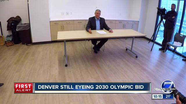 Denver Olympic Committee focuses on 2030 Winter Games- extends deadline