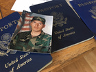 Aurora soldier in limbo over passport issue