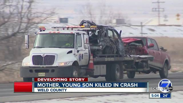 CSP- 2 dead in four-vehicle crash on Highway 52 west of Hudson