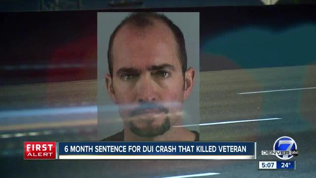 Drunk driver who killed Army veteran gets sentenced but won-t go to…
