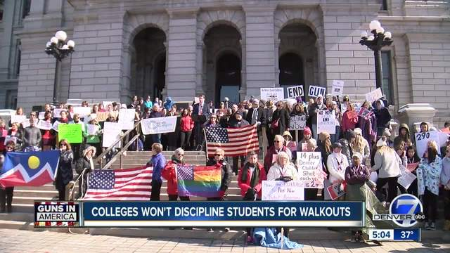 Colorado colleges join others that won-t penalize students during…