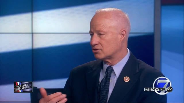 Rep- Mike Coffman on Politics Unplugged
