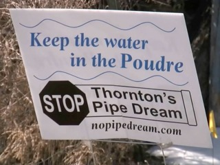 Water war unfolding over 70-mile pipeline