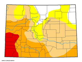Much of Colorado still in drought conditions