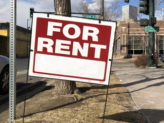 Denver rents hold steady in January