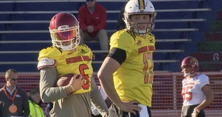 Would Broncos be better off drafting QB?