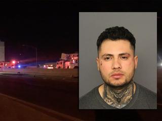 Police identify driver arrested after I-70 crash