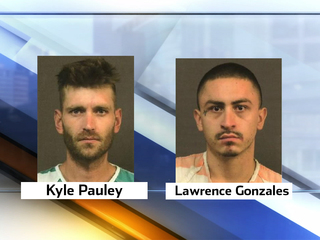 1 of 2 inmates who escaped from jail arrested