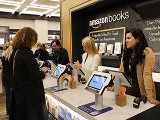 Amazon Books to open store at Park Meadows